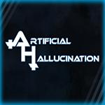 +Artificial Hallucination+ Logo